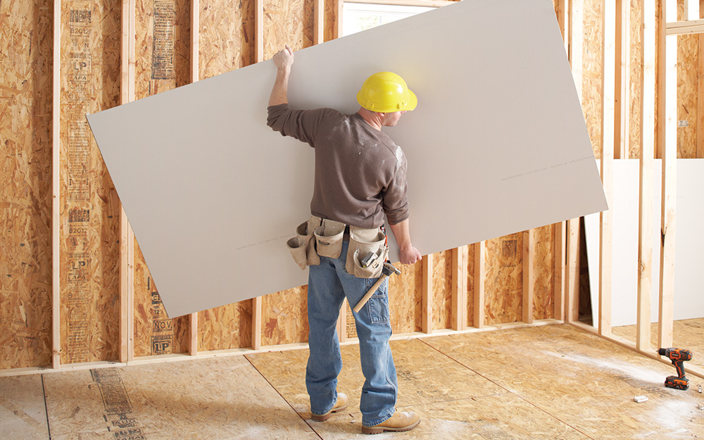 Drywall Repairs & Maintenance