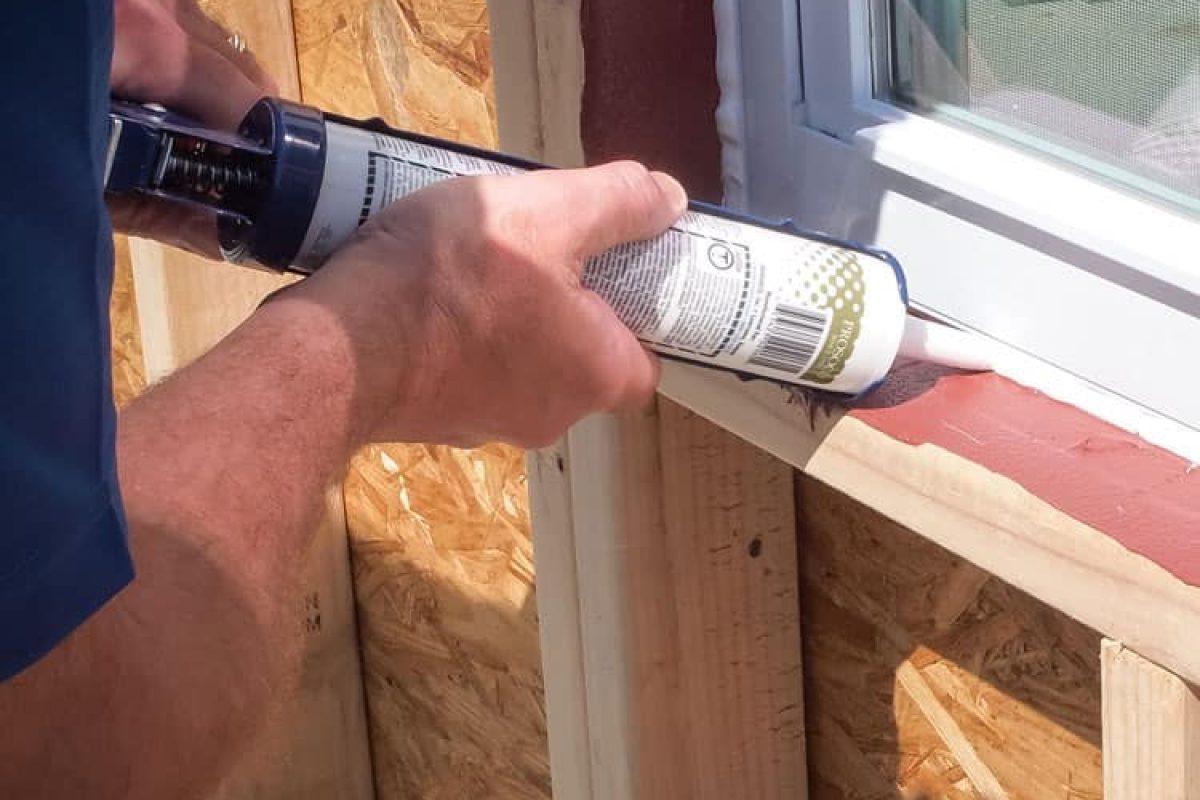 Caulking & Sealants Installs